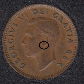 1952 - Extra Lobe - Canada Cent
