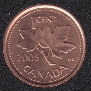 2005 - B.Unc - Canada Cent