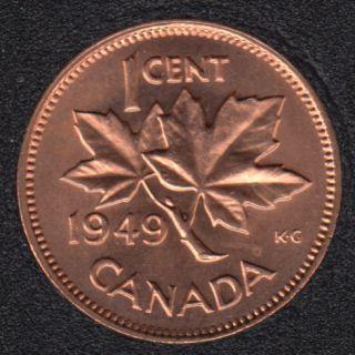 1949 - B.Unc - Canada Cent
