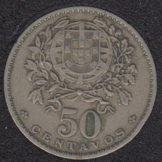 1929 - 50 Centavos - Portugal