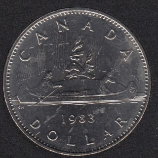 1983 - B.Unc - Nickel - Canada Dollar