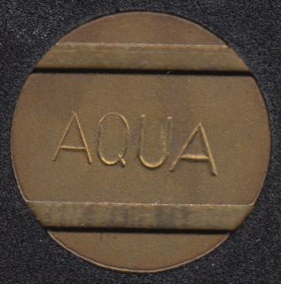 Aqua - Jeton