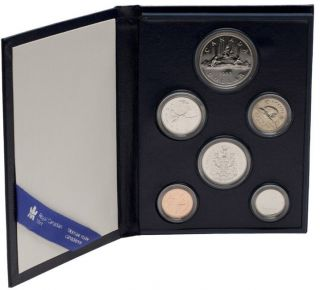 1982 Specimen set - 6 Coins