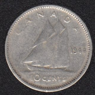 1944 - Canada 10 Cents
