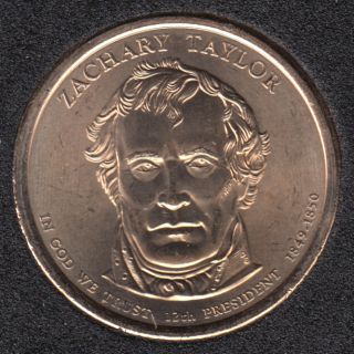 2009 D - Z. Taylor - 1$
