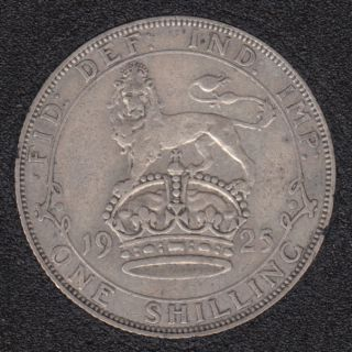 1925 - Shilling - Great Britain