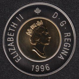 1996 - Specimen - Canada 2 Dollars
