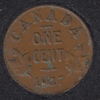 1927 - Canada Cent