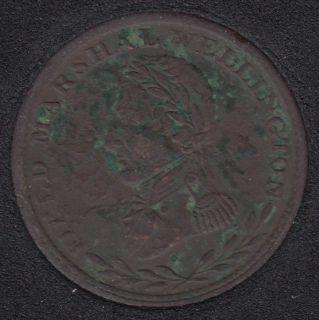 WE - Wellington - Half Penny - WE-2B4