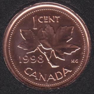 1998 - NBU - Canada Cent
