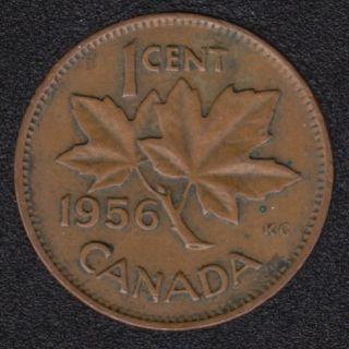 1956 - Canada Cent