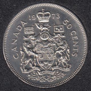 1973 - B.Unc - Canada 50 Cents