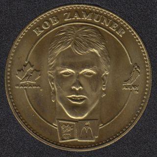 1998 - McDonald - Scott Stevens - Rob Zamuner - Equipe Canada Olympique