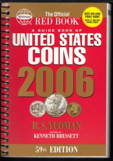 2006 - A Guide Book of United States Coins - Usagé