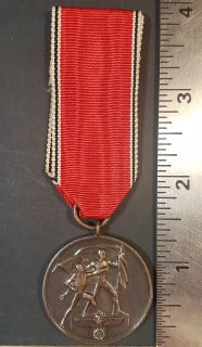 #1-237 Medal of 13 March 1938 Germany