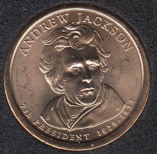 2008 P - A. Jackson - 1$