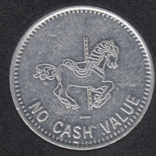 Arcade - No Cash Value - Horse