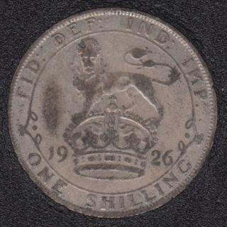 1926 - Shilling - Great Britain