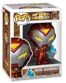 Infinity Warps - Iron Hammer #857 - Funko Pop!