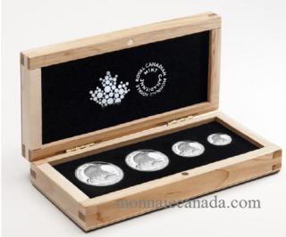 2015 - Fine Silver Fractional Set – Bald Eagle