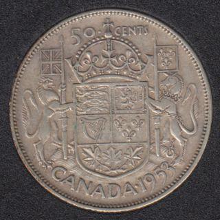1953 - LD NSF - Canada 50 Cents