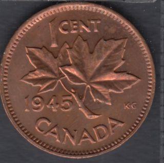 1945 - B.Unc - Canada Cent