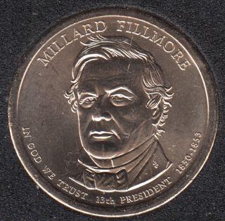 2010 P - M. Fillmore - 1$