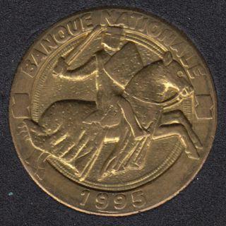 1995 - Medievales Quebec - Banque Nationale