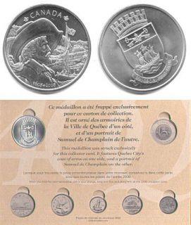 1608-2008 - CANADA - CARTE DE COLLECTION 400E DE QUEBEC