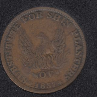 1837 - May Tenth - Hard Time Token L47 HT66