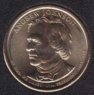 2011 D - A. Johnson - 1$