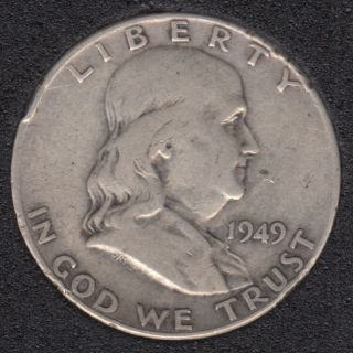 1949 - Franklin - 50 Cents