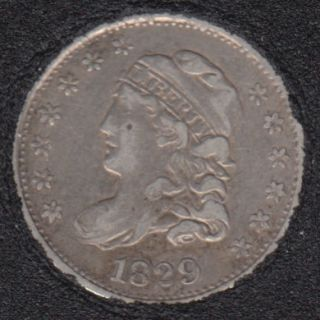 1829 - 5 Cents
