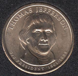 2007 D - T. Jefferson - 1$