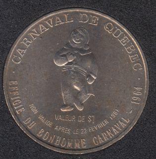 1981 Carnaval de Quebec - Dollar de Commerce