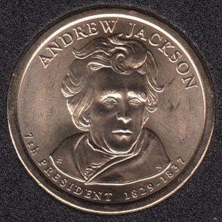 2008 D - A. Jackson - 1$