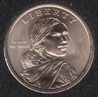2019 P - B.Unc - Native Dollar
