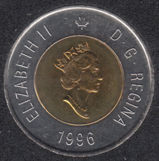 1996 - B.Unc - Canada 2 Dollars