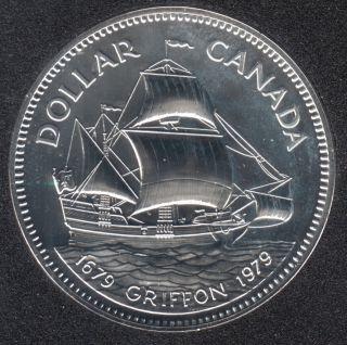 1979 - NBU - Silver - Canada Dollar