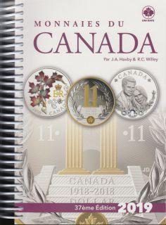 2019 Monnaies du canada (37ème Édition)