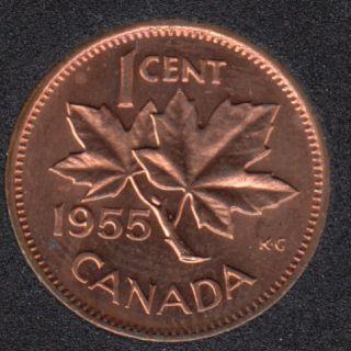 1955 - B.Unc - Canada Cent