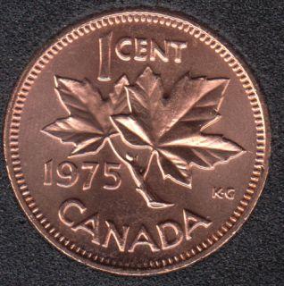 1975 - B.Unc - Canada Cent