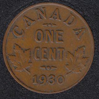 1930 - Canada Cent