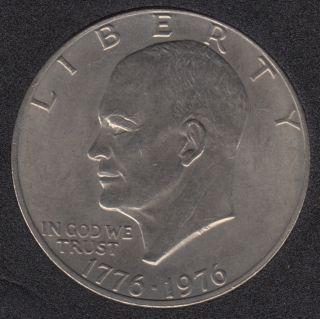 1976 - 1776 - Eisenhower - Var 2 - Dollar