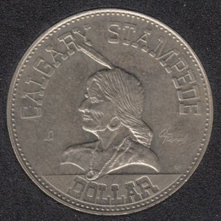 1977 - Calgary Stampede - $1