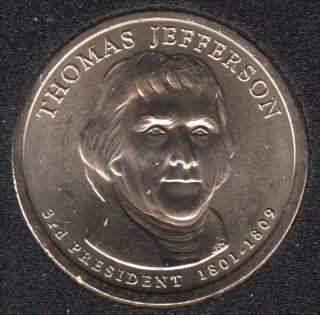 2007 P - T. Jefferson - 1$