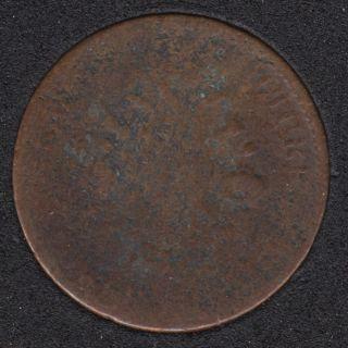 L.C. 1836 - Trade & Agriculture - Banque of Montreal - Un Sou Token - LC-3