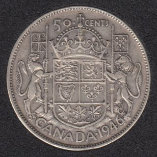 1946 - Canada 50 Cents
