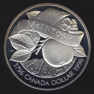 1996 - Proof - Canada Silver Dollar