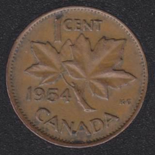 1954 - Canada Cent
